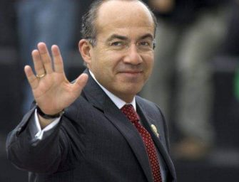 Felipe Calderón critica a #AMLO por difundir frase bíblica este Viernes Santo
