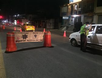 Detenidas 36 personas en Operativo Alcoholímetro de Semana Santa Segura