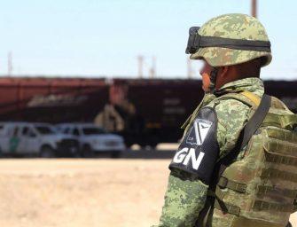 Baja Guardia Nacional un 50% el flujo migratorio en Juárez