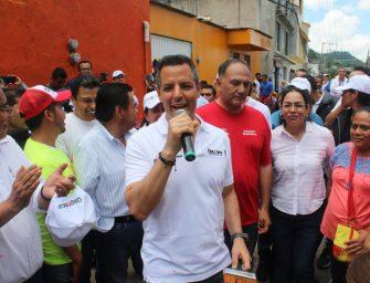 El tequio nos define como oaxaqueños: Alejandro Murat