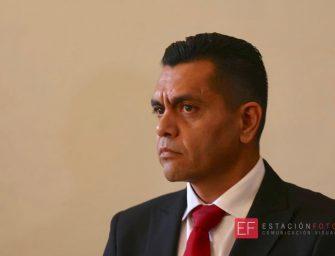 Murat nombra a Raúl Alfredo Salcedo Rosales al frente de la SSP