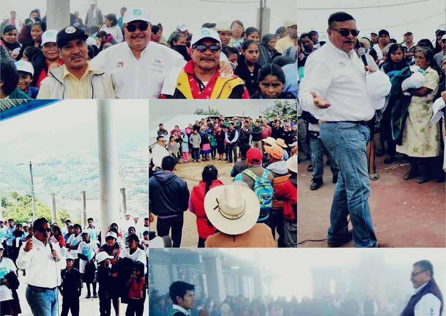 Photo of De llegar al Congreso de la Unión Martín Vela Gil,en Santiago Texcalcingo, exigen mayor atención a los Servicios de Salud