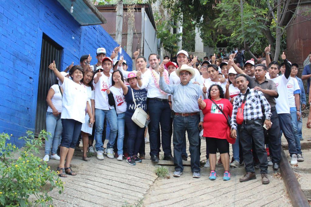 Photo of Ustedes, los barrios y colonias, son el mejor equipo: Raúl Bolaños Cacho Cué