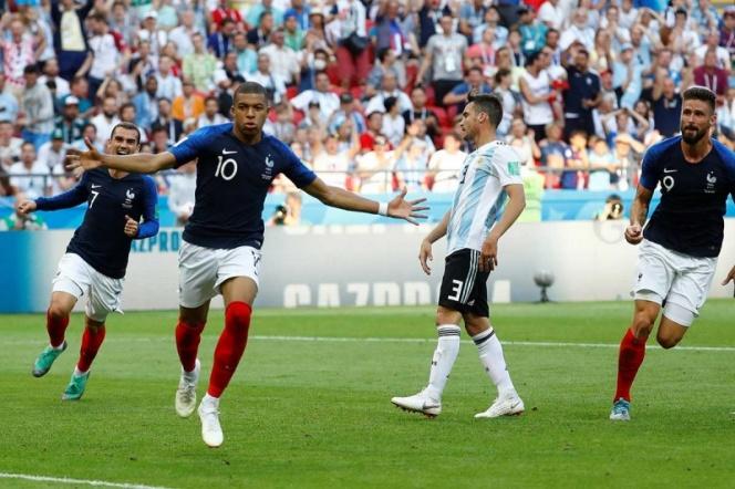 Photo of Francia elimina a Argentina en un partidazo
