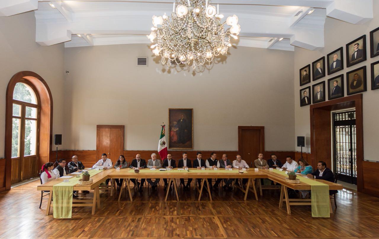 Photo of Acuerdan preservar clima de civilidad política en Oaxaca,  durante jornada electoral de este 1 de julio