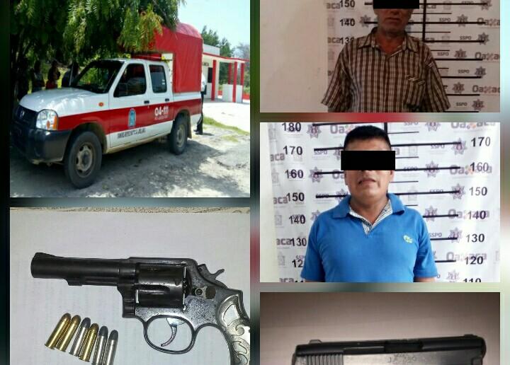 Photo of Detiene Policía Estatal a personas armadas y recupera camionetas con reporte de robo