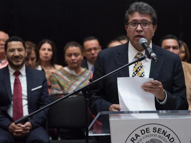 Photo of Senado operará con mil 500 mdp menos: Monreal