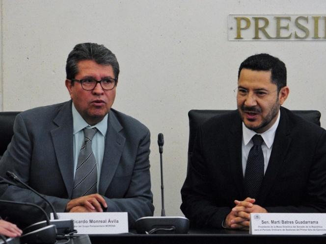 Photo of Senadores tendrán reducción de ingresos de 42%: Batres