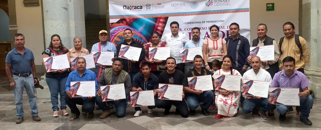 Photo of Realizan Primer Concurso Estatal de Talla en Madera 2018