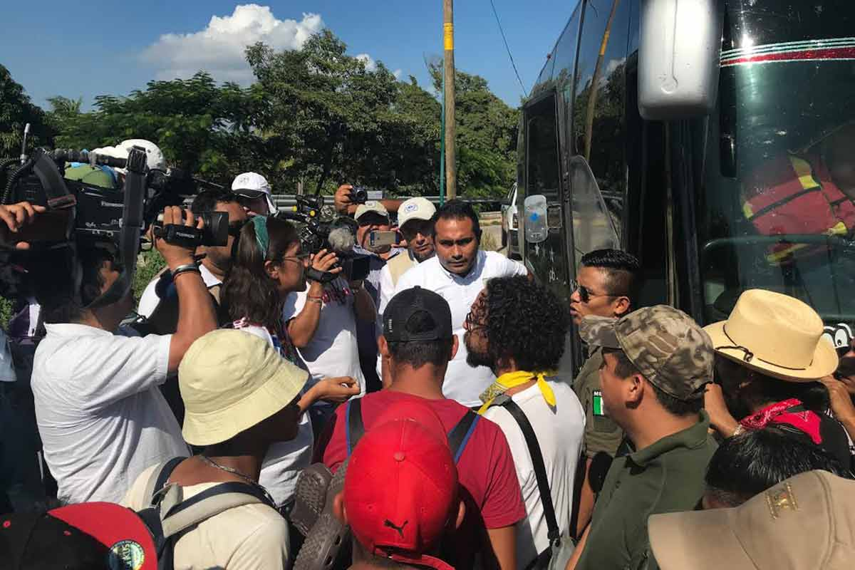 Photo of Más migrantes se rinden, otros 31 deciden regresar a su país
