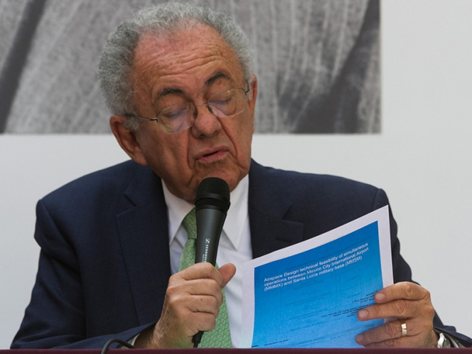 Photo of Sergio Samaniego será el encargado de la obra del aeropuerto de Santa Lucía