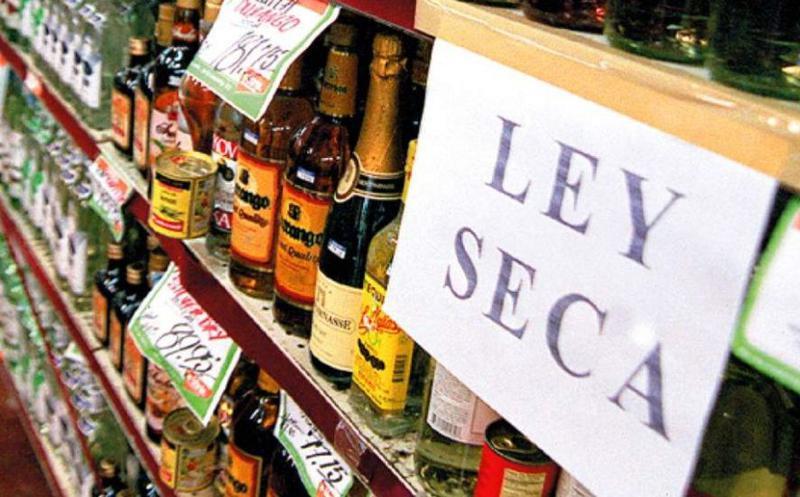 Photo of ¿Habrá Ley Seca el 1 de diciembre?
