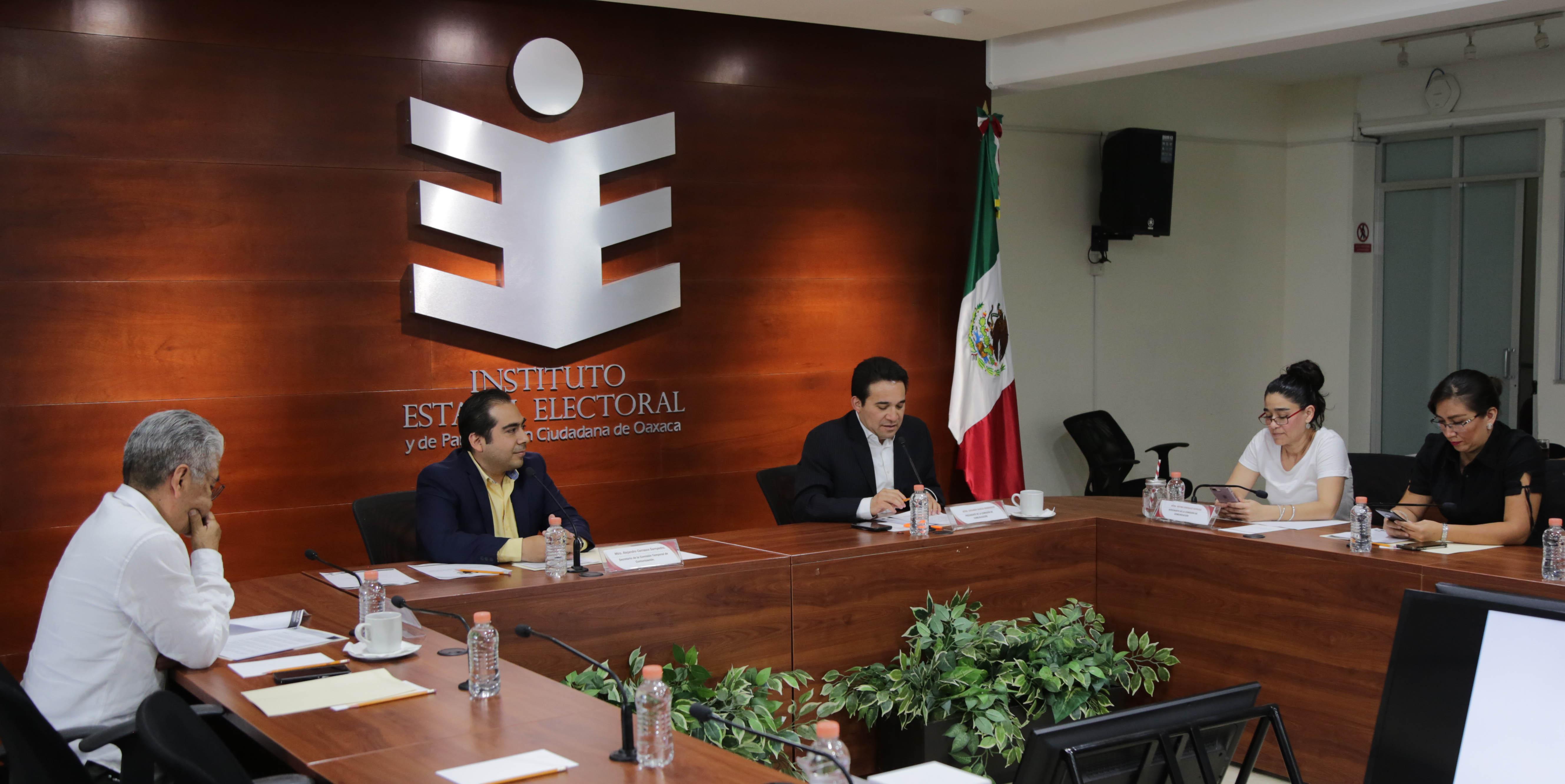 Photo of Presenta IEEPCO estrategia de comunicación con enfoque abierto