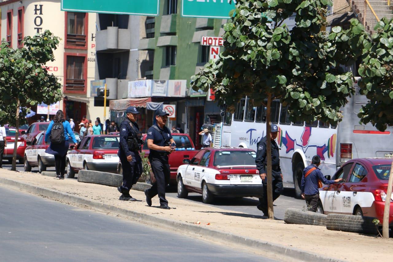 Photo of Policía capitalina despliega operativo pedestre para inhibir incidencia delictiva