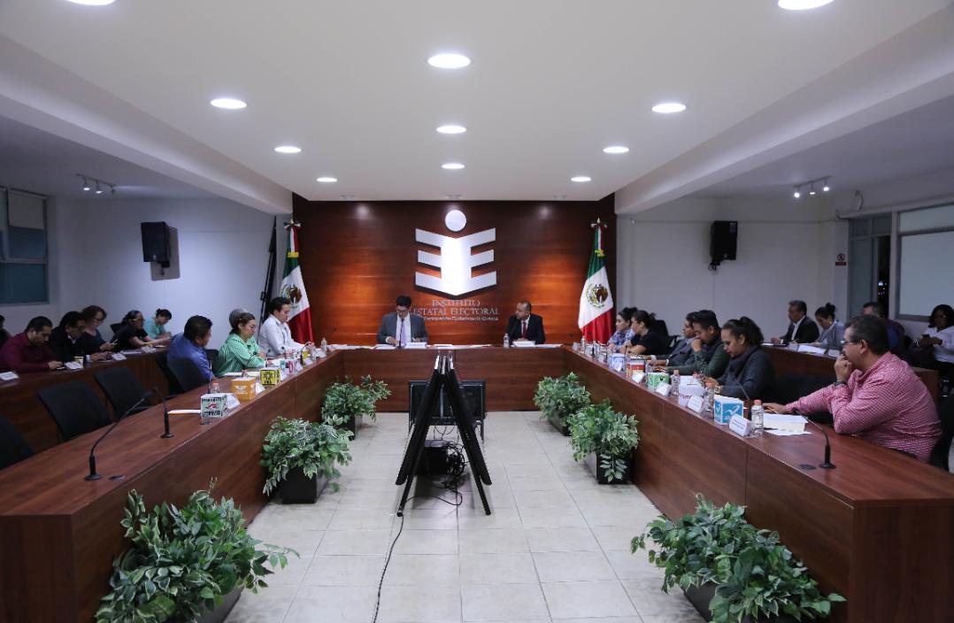 Photo of Califica IEEPCO elecciones de sistemas normativos 2019