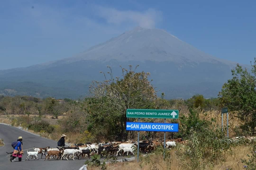 Photo of Preocupa a pobladores cercanos al Popo el mal estado de caminos y del único albergue