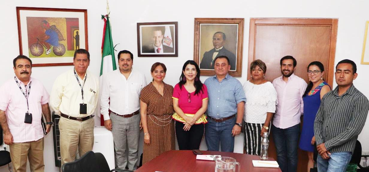 Photo of Expone SMO buenas prácticas ante funcionariado de Tabasco