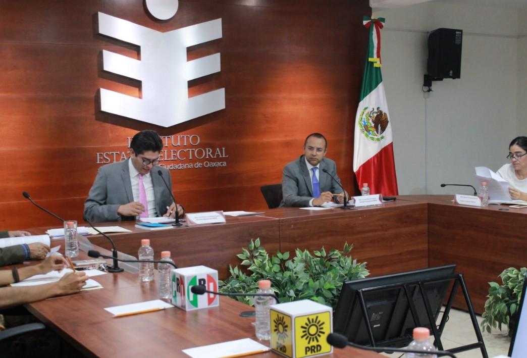 Photo of Aprueba IEEPCO dictamen que identifica método de elección de San Mateo del Mar