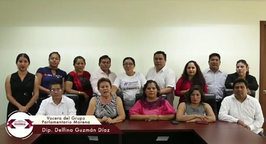 Photo of En un acto responsable recibimos la sanción, pero no aceptamos haber actuado mal, dicen Diputados de Morena tras la resolución de la Comisión Nacional y Justicia
