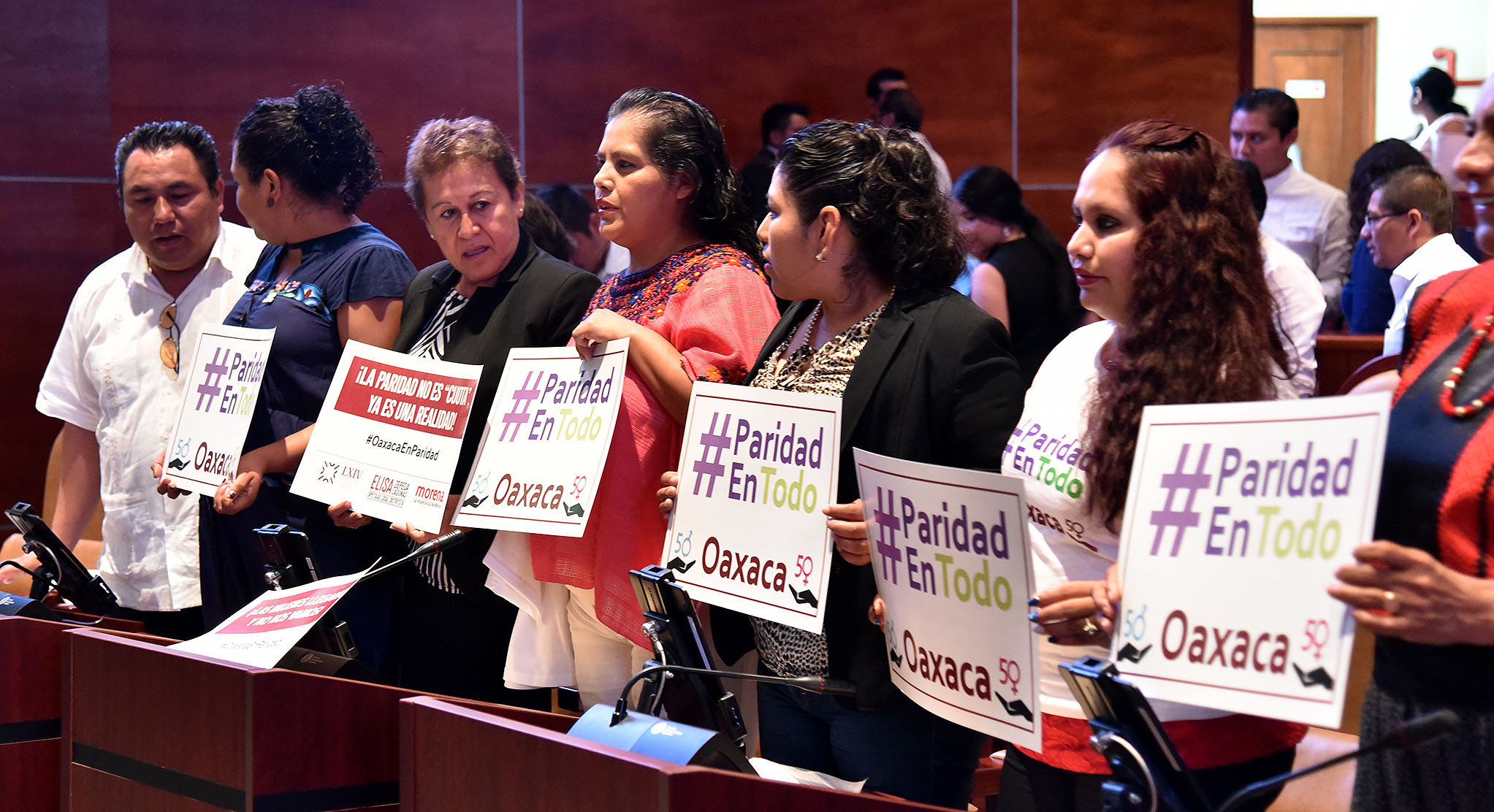 Photo of Se suma Legislativo a consolidar paridad de género en México