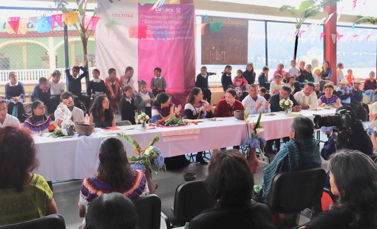 Photo of Presentan Retorno al Origen, proyecto que busca rescatar la memoria histórica de los pueblos mazatecos