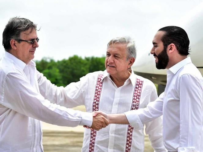 Photo of México y El Salvador, ejemplo de cooperación en el mundo: López Obrador
