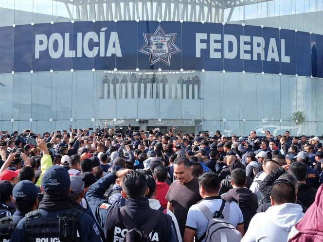 Photo of SSPC resolverá inconformidades de policías federales: Sedena