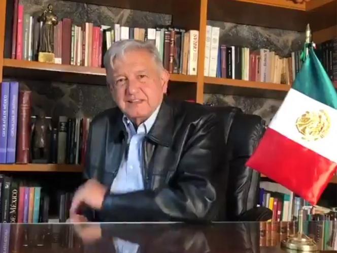 Photo of Hay mano negra en asunto de Policía Federal: López Obrador