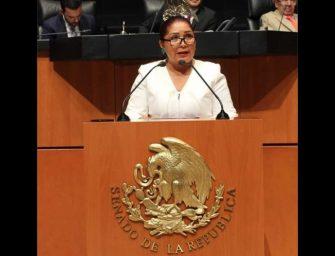 Lo de BC, 'un golpe soez a la democracia': María Rosete