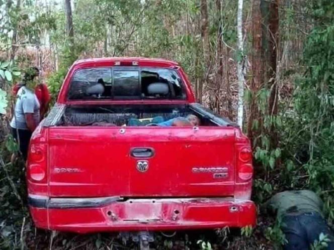 Photo of Ataque armado deja ocho muertos en carretera de Quintana Roo