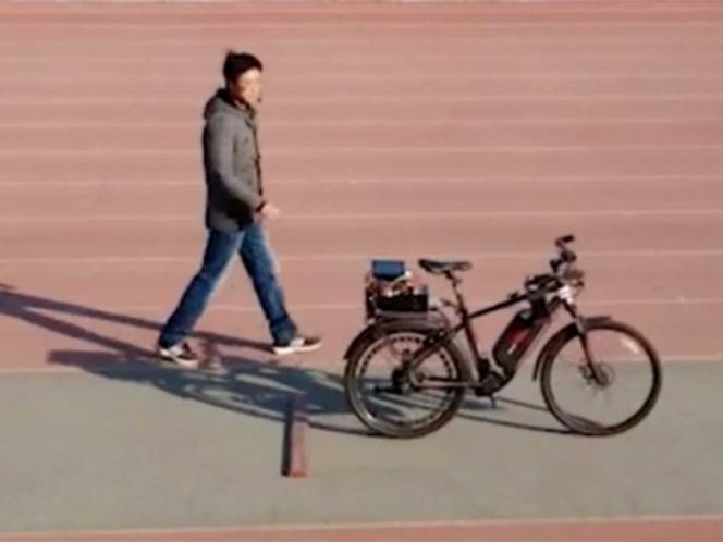 Photo of Este chip es capaz de 'manejar' una bicicleta