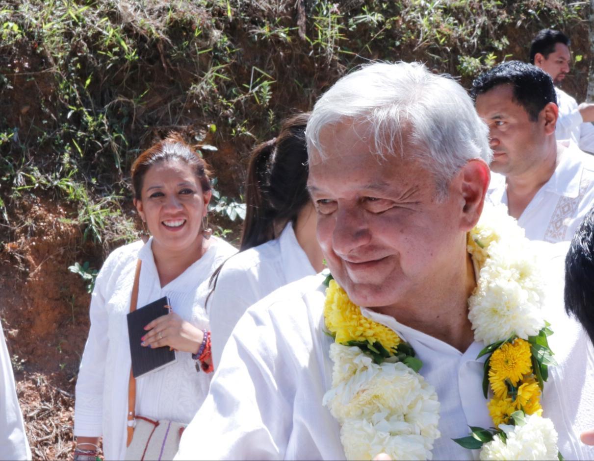 Photo of Visita de AMLO a Oaxaca es para el beneficio de las comunidades en el tema de Salud: Nancy Ortiz Cabrera