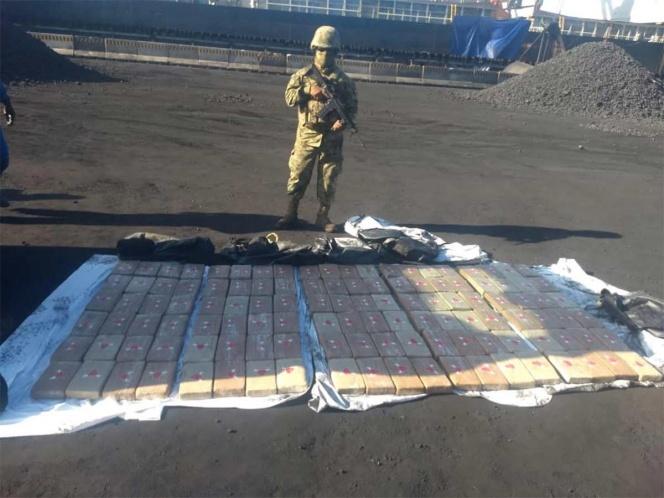 Photo of Asegura Semar 120 kilos de cocaína en Altamira
