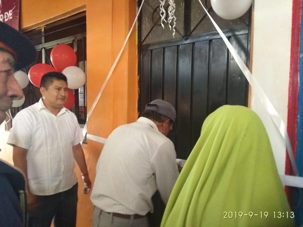 Photo of En San Lorenzo Albarradas inauguran el Centro Integrador de Desarrollo del Gobierno Federal