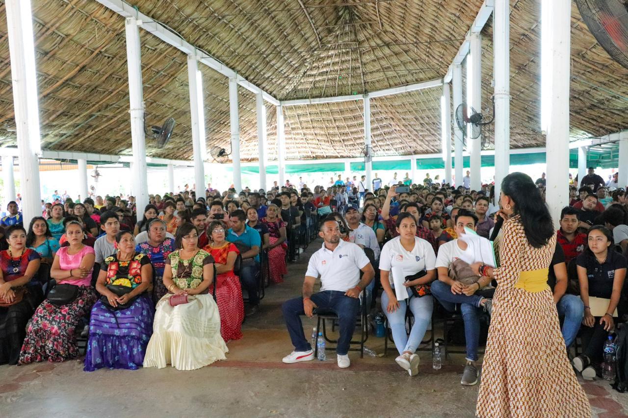 Photo of Conmemora Sepia Día Internacional de la Mujer Indígena