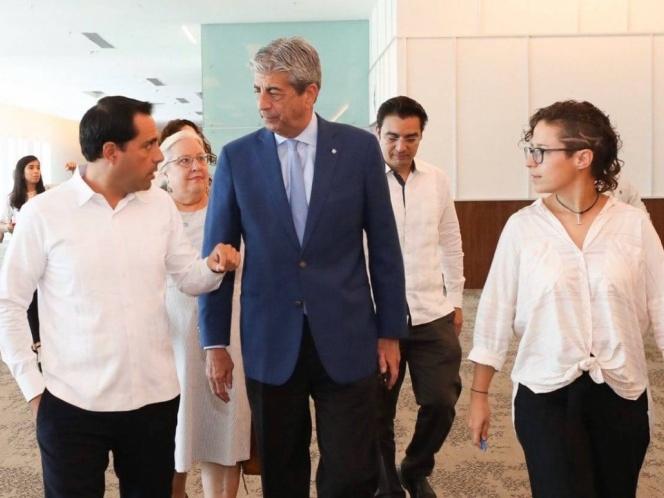 Photo of Empresas navieras reiteran su confianza en Yucatán