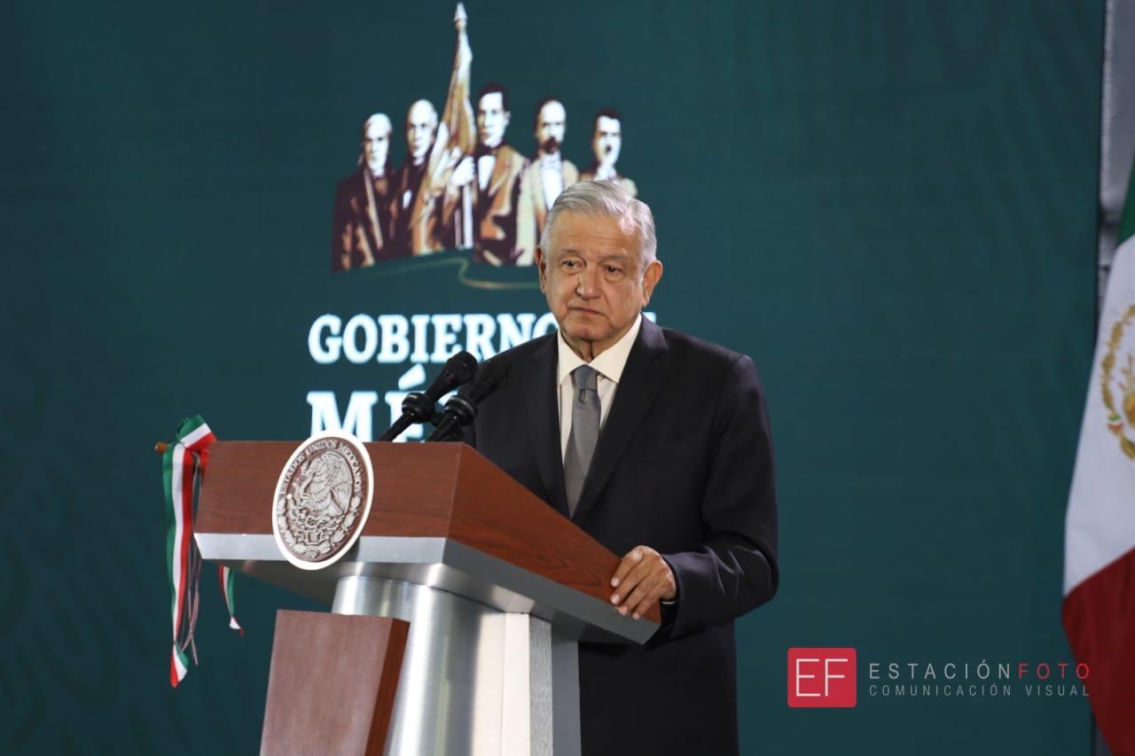 """Photo of Liberación de Ovidio Guzmán fue para tranquilizar la zona de Culiacán,""""El fuego no se apaga con fuego"""": López Obrador"""
