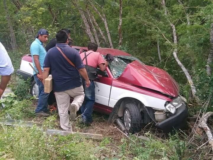 Photo of Dos personas sin vida deja un fuerte accidente en la carretera Oaxaca-Istmo