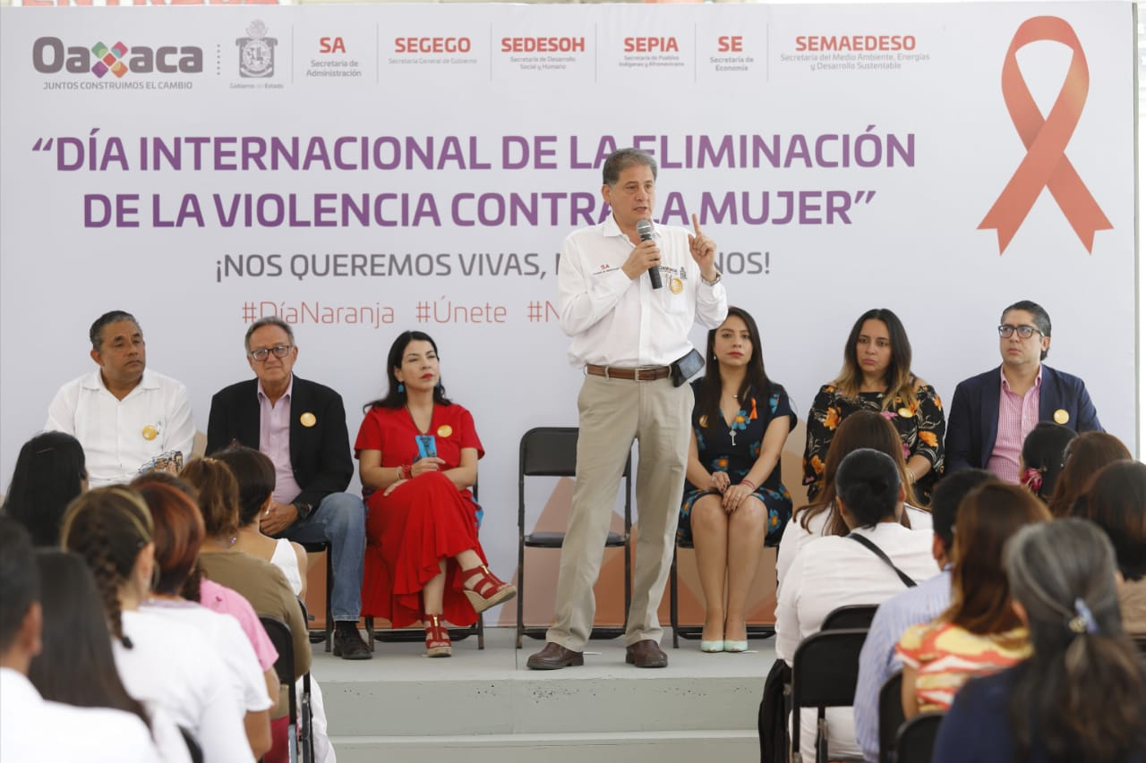 Photo of Dependencias suman esfuerzos paraeliminar violencia contra las mujeres