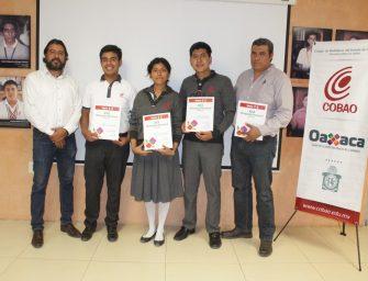 Estudiantes del Cobao participarán enlaTrigésimaOlimpiada Nacional de Física