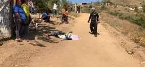 Realiza Fiscalía General diligencias por hechos violentos registrados en jurisdicción del municipio de Santa Cruz Xoxocotlán