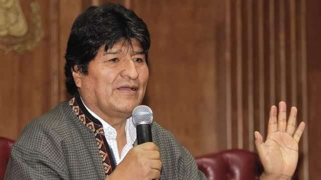 Photo of Gobierno de Bolivia presentará demanda contra Evo Morales por crímenes a la humanidad