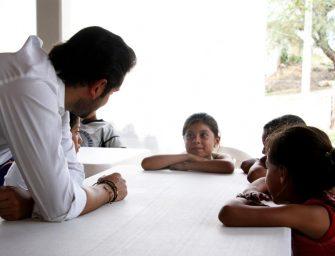 Senador Raúl Bolaños-Cacho Cué presenta iniciativa para nuevas posibilidades de desarrollo