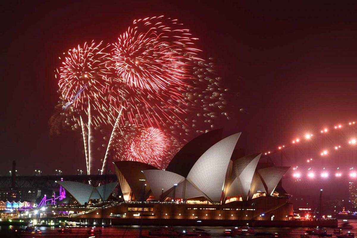 Photo of ¡Feliz 2020! Así celebra el mundo una nueva década