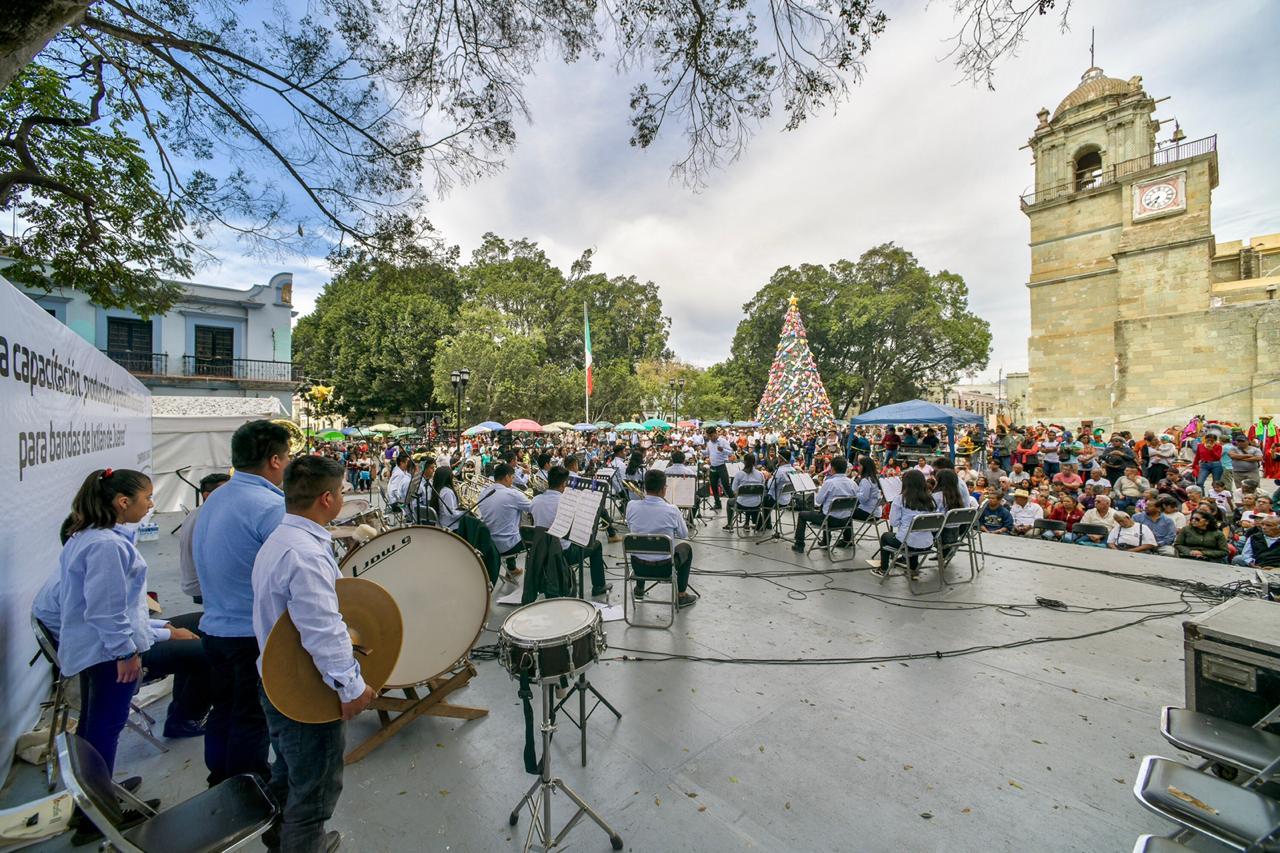 Photo of Cumple Gobierno de Oaxaca petición de Ixtlán de Juárez