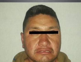 Detienen en #EDOMEX a sujeto que ahorcó y asesinó al hijo de su novia