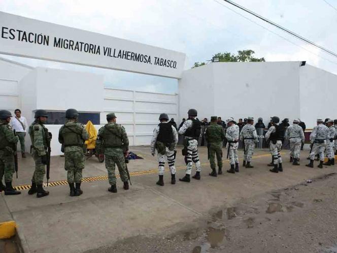 Photo of Denuncian maltratos contra indocumentados en estaciones migratorias