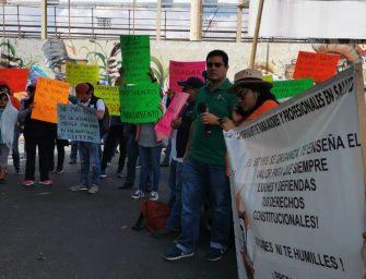 Vecinos del Comvive de los Ángeles amenazan con protestar