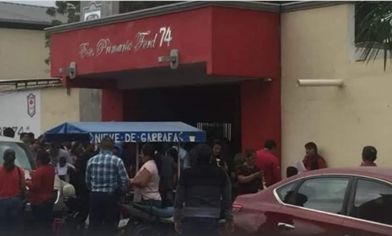Photo of Papás de primaria denuncian a #maestro por abuso sexual de 16 alumnos