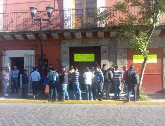 Toman sedes de los SSO en Oaxaca
